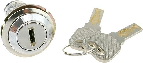 PrimeMatik - 37 mm x M18 nokslot met platte sleutel met schakelaar