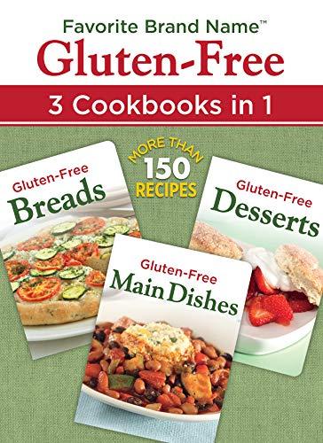 Favorite Brand Name Recipes - Gluten-Free: 3 Cookbooks in 1