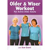Older & Wiser Workout for Active Older Adults [DVD] [Import]