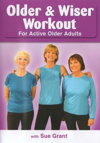 Older & Wiser Workout for Seniors and Active Older Adults