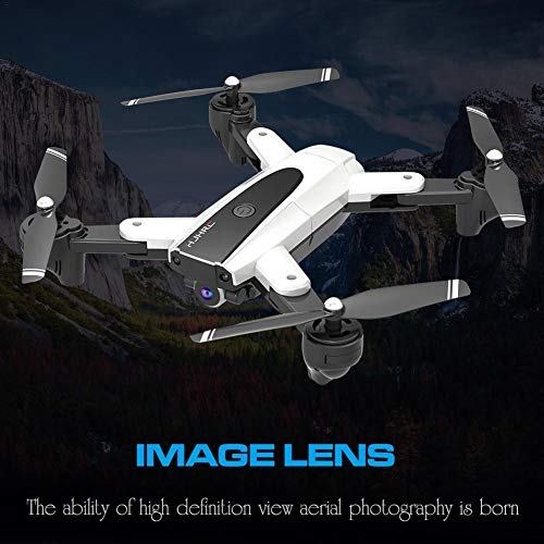 C/ámara de posicionamiento de Flujo S/ígueme GPS HJ18 1080P 4K Drone Gesture Photos // Video RC Quadcopter WiFi FPV Drone Plegable