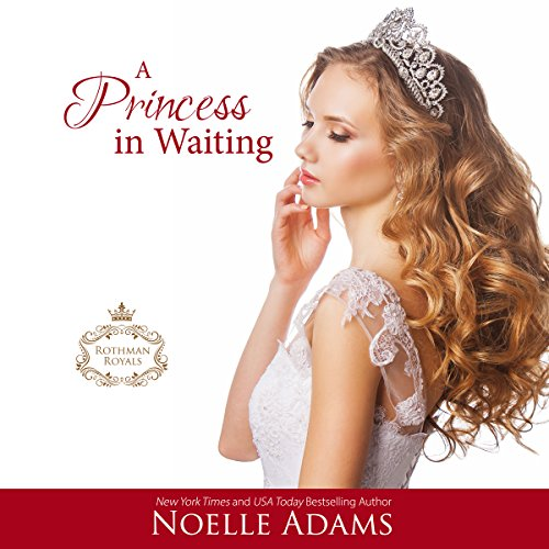 A Princess in Waiting audiobook cover art