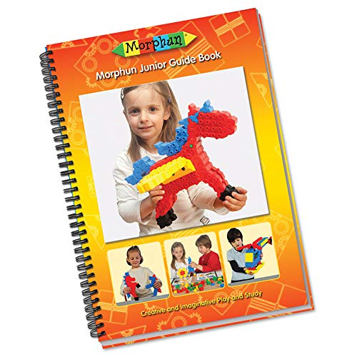Morphun Junior - Anleitungsbuch - 60 Seiten Bauanleitungen
