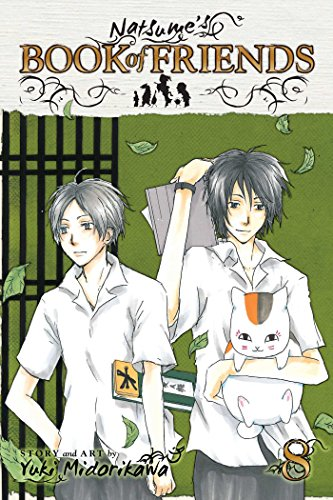 Natsume's Book of Friends Volume 8