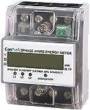 Conpush Misuratore Elettrico Digitale a Consumo Energetico 230/400 V 5-100A Il Misuratore ...