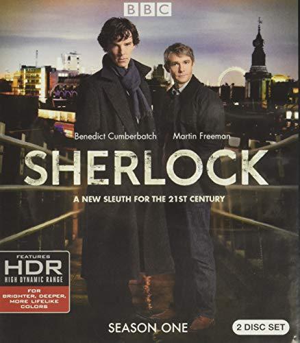 Sherlock: Season One (4K Ultra HD) [Blu-ray]
