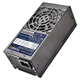 Silver Stone TFX 電源 直出しスリーブケーブル電源 80Plus Gold認証 ATX電源 500W SST-TX500-G【日本正規代理店品】