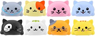 Dilwe Musical Scale Cat, Touch Sensitive Music Piano Learning Funny Toy with Packing Box(#1)