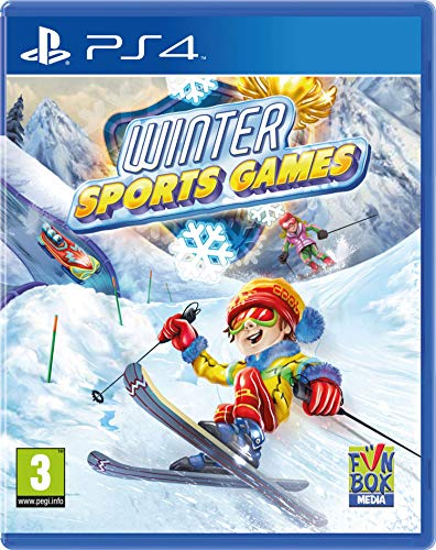 Winter Sports Games (PS4) [