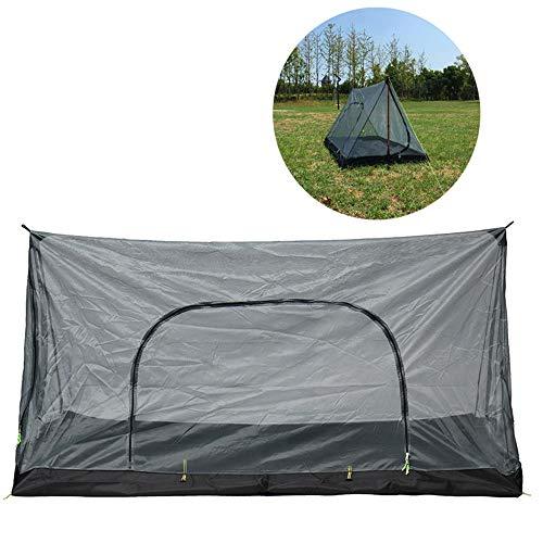 Yurts también son compactos Jardín CampingCompact Ligera Carpa impermeable a prueba de viento Pareja Carpa tienda de la familia al aire libre Tienda de campaña portátil De luz de camping y senderismo
