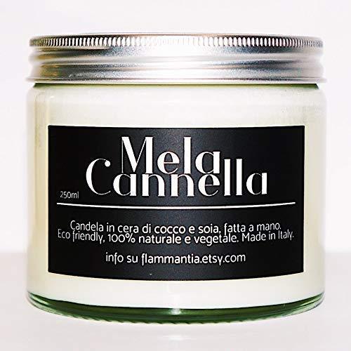 Candela Mela e Cannella 250ml
