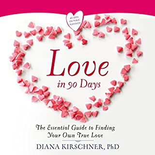 Love in 90 Days audiobook cover art