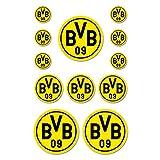 Borussia Dortmund BVB-Aufkleberkarte