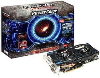 PowerColor AMD Radeon HD 79503GB gddr5Boost状態( v5) 2dvi / HDMI / 2mini DisplayPorts PCI - Expressビデオカード–小売