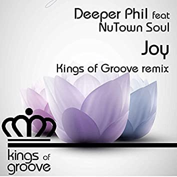 Joy (feat. NuTown Soul) [Kings of Groove Remix]