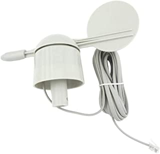 Garden Signal Output Wind Direction Sensor Wind Vane Equipment, 1 PCS of Spare part for weather station to test the wind d...