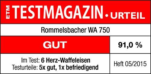 Rommelsbacher WA 750