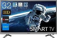 ハイセンス 32V型 ハイビジョン 液晶テレビ 32N20 IPSパネル ネット動画対応 外付けHDD裏番組録画対応 3年保証