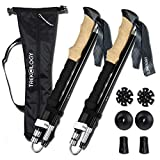 Trekology Trek-Z Collapsible Tri-fold Trekking Pole/Hiking Poles