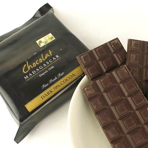 ショコラマダガスカル クーベルチュール チョコレート (ダーク100%, 1KG)