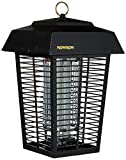 Flowtron BK-40D Electronic Insect Killer, 1 Acre Coverage,Black