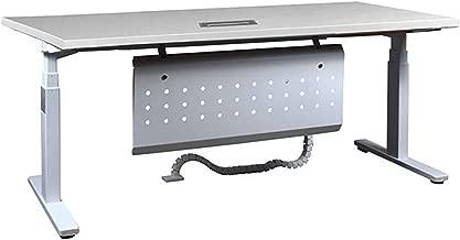 Mahmayi Lift 18 Electronic Modern Desk, 75 x 65 x 180 cm, White, HADESK180WHITE