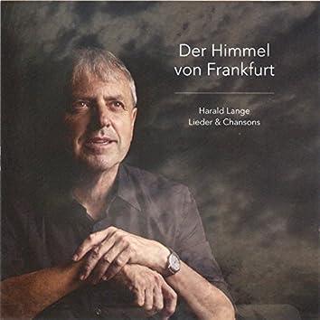 Der Himmel von Frankfurt (Lieder & Chansons)