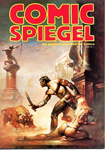 Comic Spiegel - die phantastische Welt der Comics # 2 (Reiner Feest Verlag)