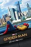 Póster de la película Spider Man Homecoming 2 – Mejor impresión artística de calidad para decoración de pared – Póster A1 (33/24 pulgadas) – (84/59 cm) – Papel fotográfico grueso brillante
