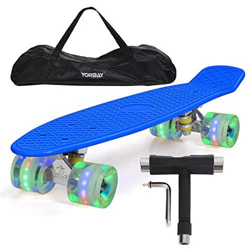 Skateboard avec sac