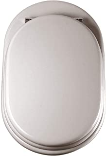 Sedile wc per Ideal Standard vaso serie Fiorile larghezza 35,5 cm cerniere fisse