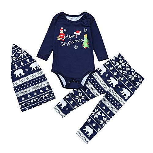 Pijamas Mujer Camisón Navidad Copo De Nieve Estampado Familia A Juego Madre Padre Hija Hijo Pijamas Conjunto Niños Ropa De Dormir Dos Piezas Ropa Tops Pantalones 2 M Multi