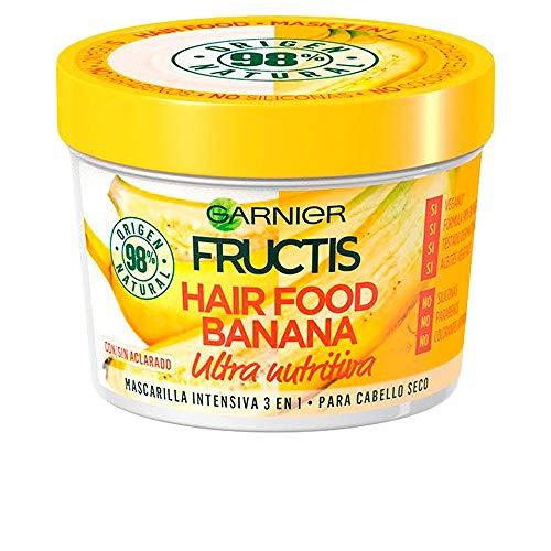 FRUCTIS HAIR FOOD banana mascarilla ultra nutritiva 390 ml