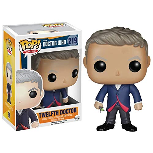 QToys Funko Pop! Doctor Who #219 Twelfth Doctor Chibi