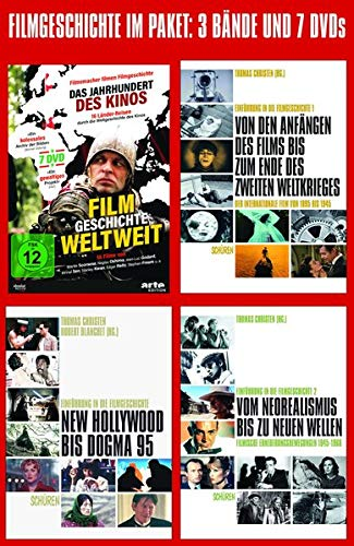 Einführung in die Filmgeschichte: Von den Anfängen des Films bis zum Ende des Zweiten Weltkrieges: Der internationale Film von 1895 bis 1945Vom ... bis Dogma 95 Filmgeschichte weltweit