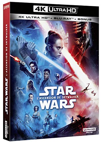 Star Wars 9 : L'Ascension de Skywalker [4K Ultra HD Blu-Ray Bonus]