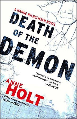 Death of the Demon: Hanne Wilhelmsen Book Three (A Hanne Wilhelmsen Novel)