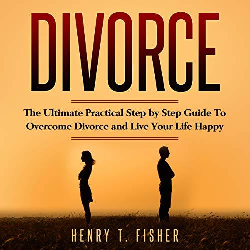 Divorce audiobook cover art