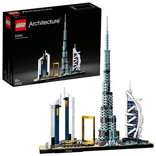 LEGO Architecture - Dubái, Maqueta para Montar el Skyline