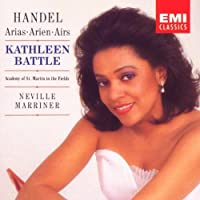 Handel: Arias by Kathleen Battle (2003-12-05)