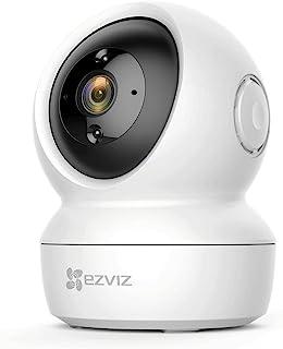 EZVIZ Cámara de Vigilancia WiFi Interior 1080p Cámara IP Domo 360º PTZ, Visión Nocturna, Detección de Movimiento, Audio Bi...