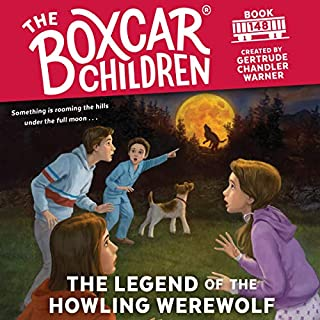 The Legend of the Howling Werewolf cover art