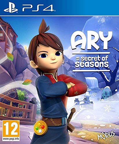 Ary and the Secret of Seasons pour PS4
