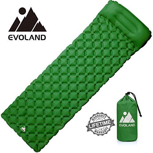 Sleeping Pad Trekology UL Tapis Camping Camping Matelas-UL80 Gonflable Rouleau