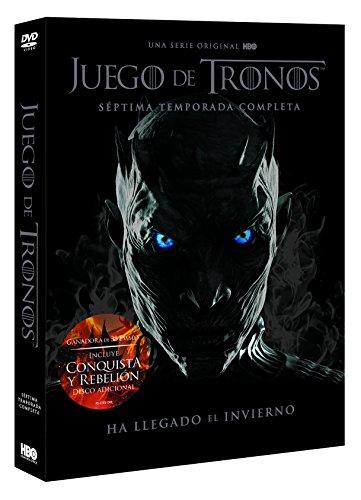 Juego De Tronos Temporada 7 Premium [DVD]