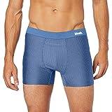 Mash Boxer Microfibra, Masculino, Azul, GG