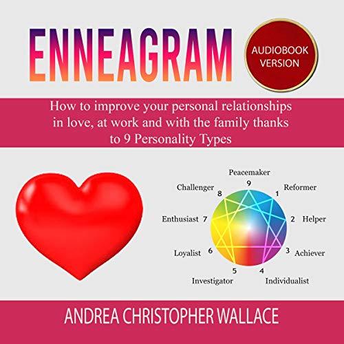 Enneagram audiobook cover art