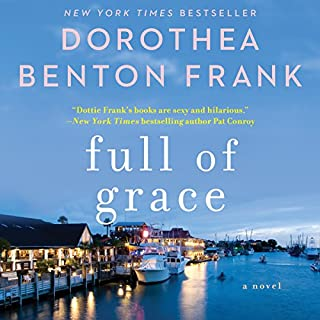 Full of Grace audiobook cover art