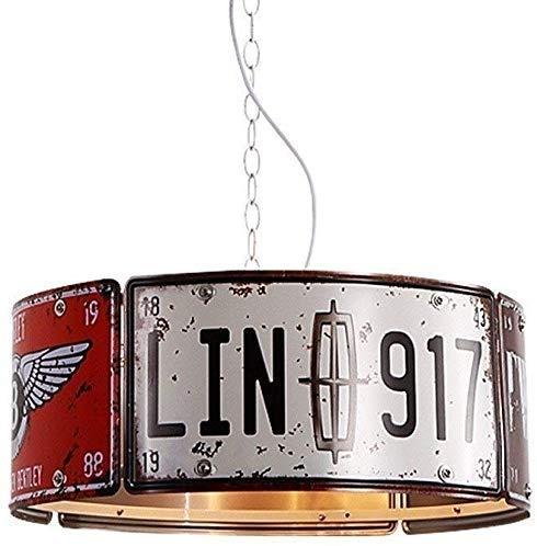 1M Lámpara de hierro forjado de altura ajustable 3 E27 Lámpara de ar
