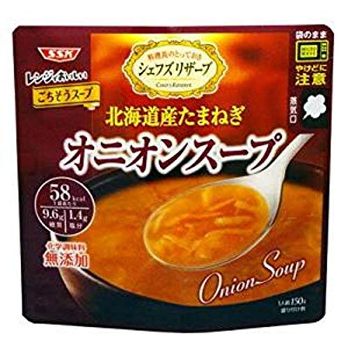 SSK レンジでごちそう! オニオンスープ 150g×5袋